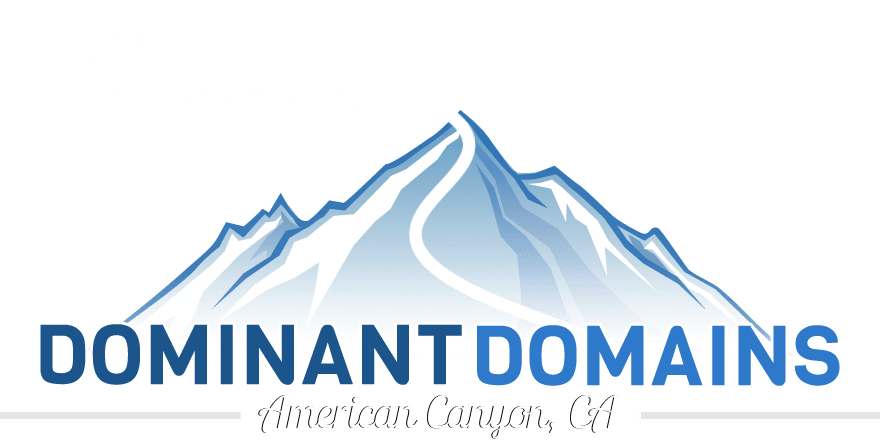 Dominant Domains LLC. | American Canyon, California Website Design and Search Engine Optimization