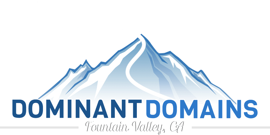 Dominant Domains LLC. | Fountain Valley, California Website Design and Search Engine Optimization
