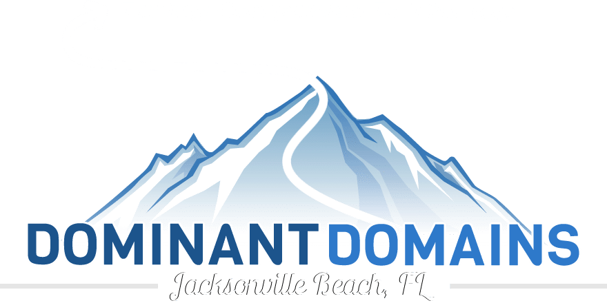 Dominant Domains LLC. | Jacksonville Beach, Florida Website Design and Search Engine Optimization