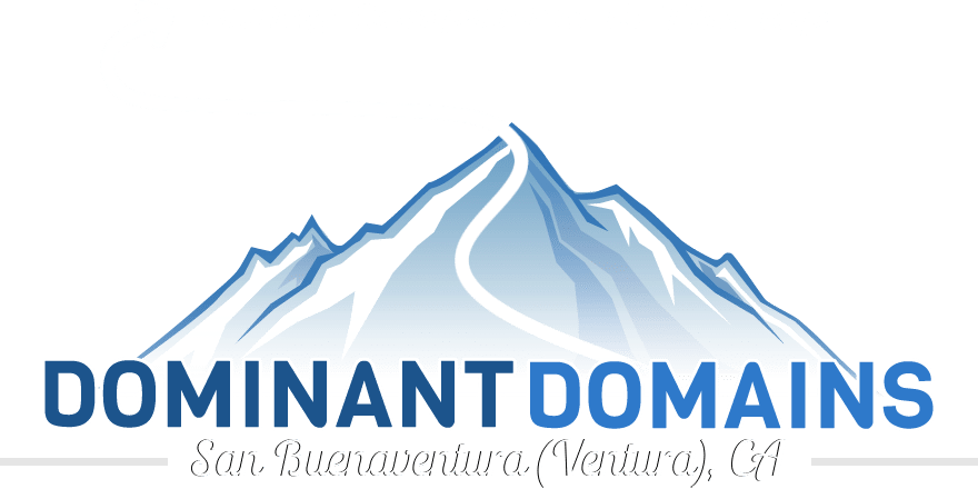 Dominant Domains LLC. | San Buenaventura (Ventura), California Website Design and Search Engine Optimization